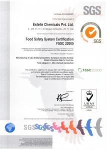 FSSC-22000-CERTIFICATE-ESTELLE-1